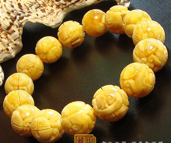 Buddhist Tibetan Mila Dragon Beads Bracelet Tibetan Prayer Beads Bracelet