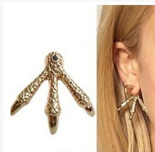 Talon Punk Style Earrings
